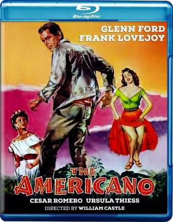 An American working on a ranch in the Amazon comes up against a gang of Brazilian bandits.